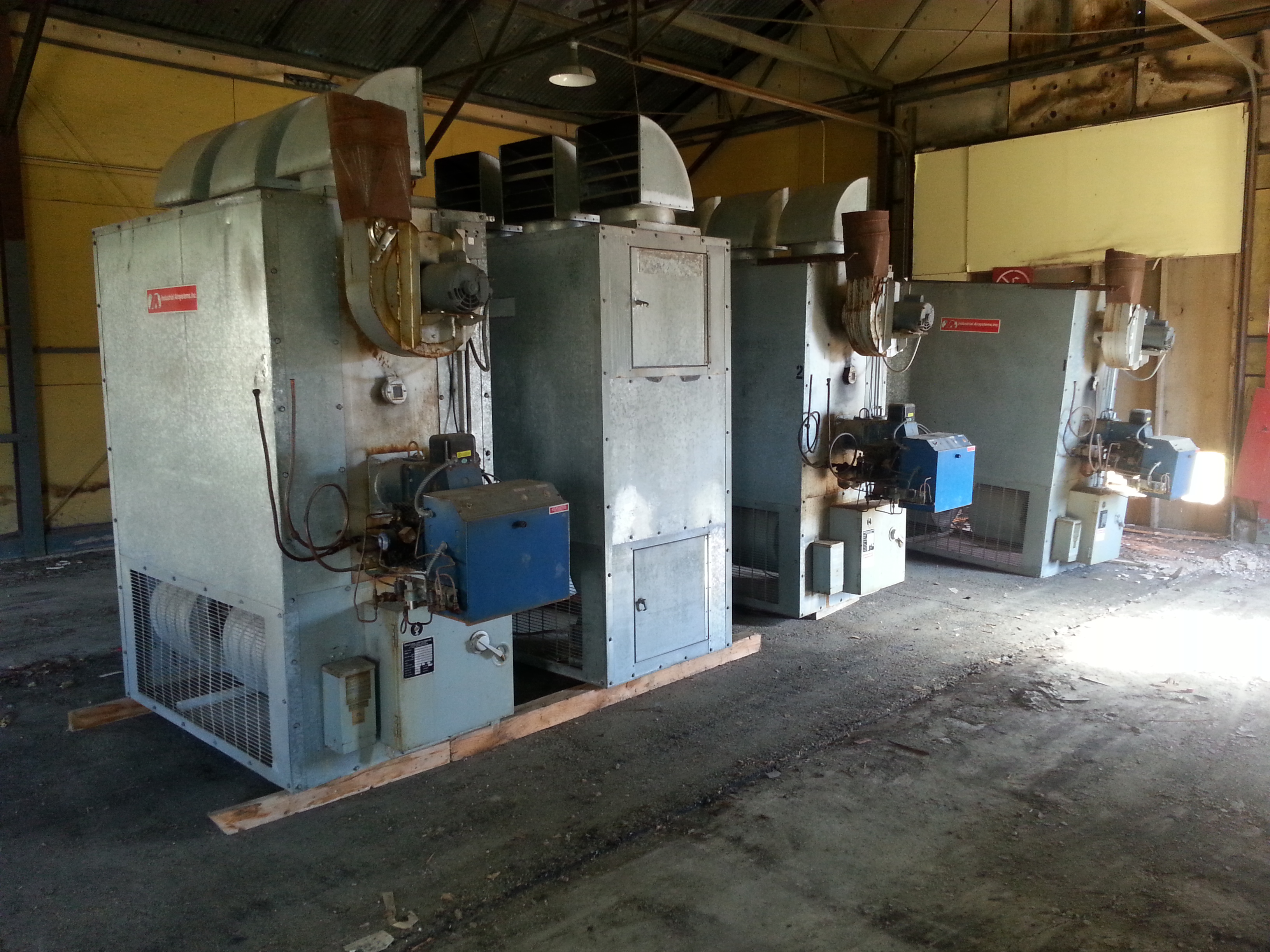 Hot Air Furnace s